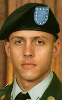 God Bless The Troops Remembers Army Spc. Joseph A. Bauer