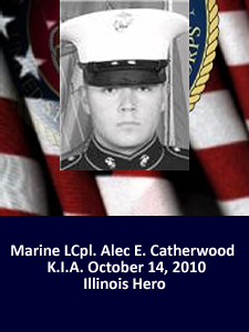 Illinois Fallen Hero Cpl. Alec E. Catherwood