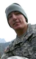 Army Pvt. Nicholas Cook