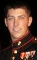 Marine Cpl. Joshua Dumaw -- We will never forget you