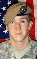 Tribute to Army Sgt. Jonathan K. Peney