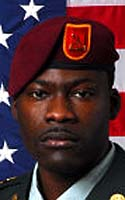 Army Staff Sgt. Sheldon Tate - Remember the Fallen